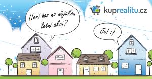 Letní akce s kuprealitu.cz